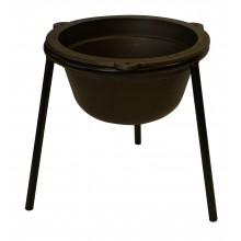 ltž kotliček 7 litrov, z okroglim stojalom