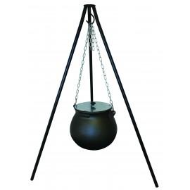 Gorenc BBQ, kotlički z visečim stojalom