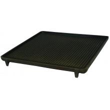 Litoželezna plošča 40 x 40 - rebrasta
